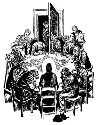 Image result for fritz eichenberg catholic worker